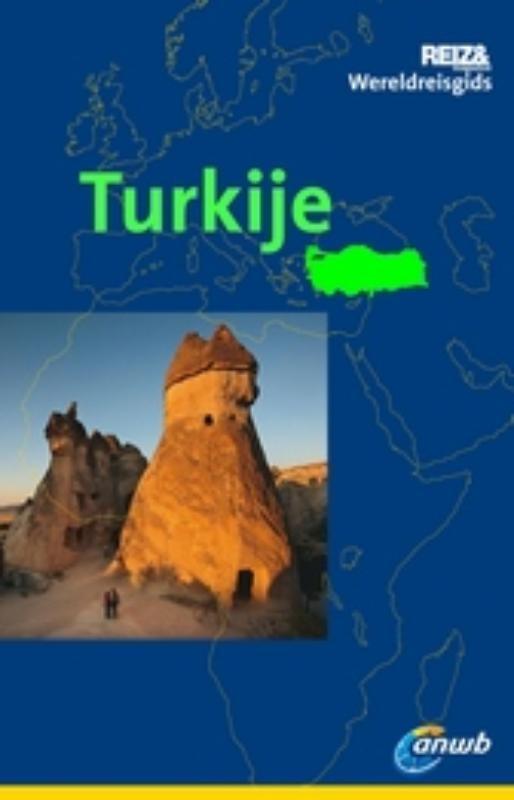 Online bestellen: Reisgids ANWB Wereldreisgids Turkije | ANWB Media