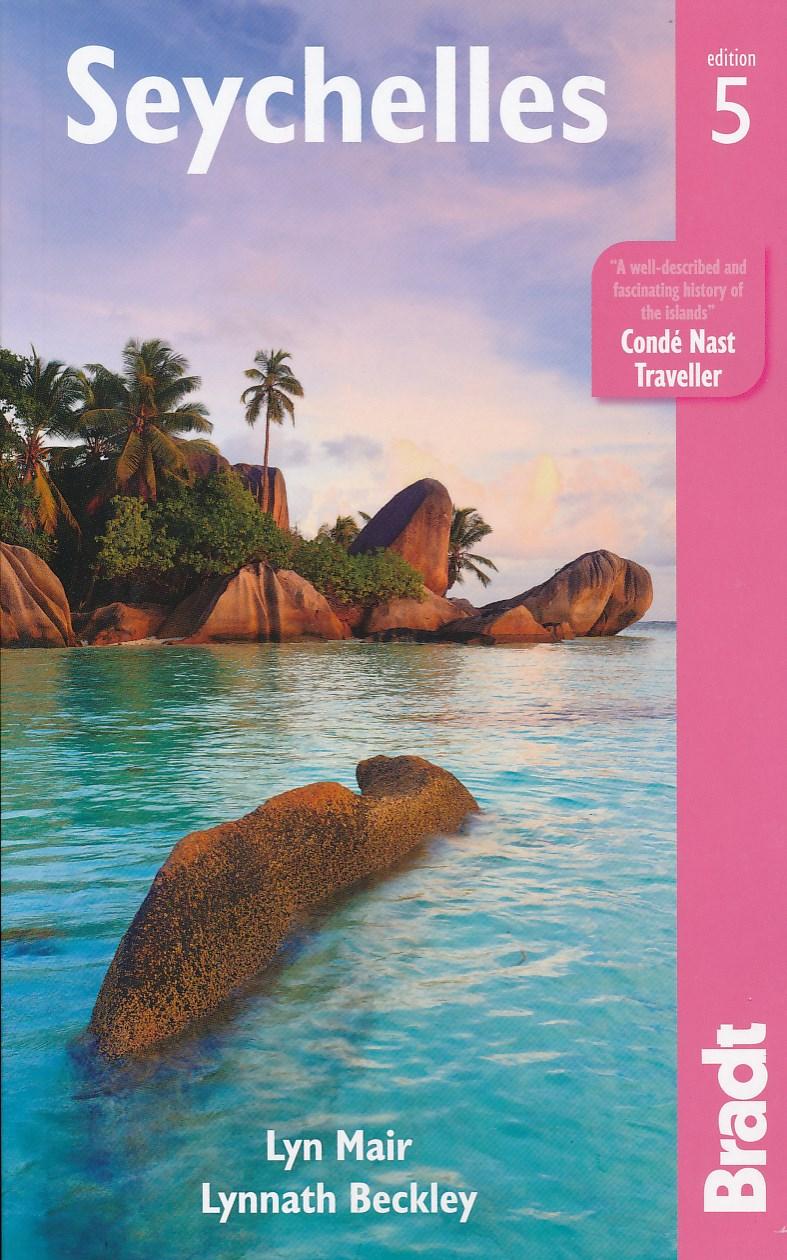 Landkaarten Seychellen