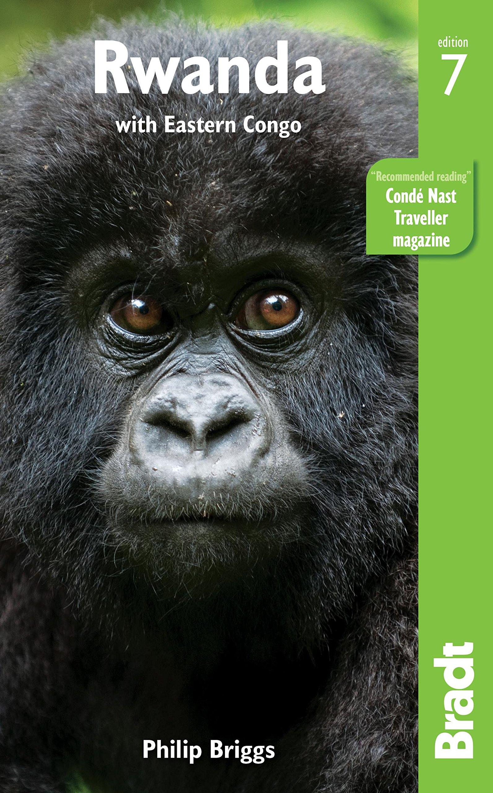 Online bestellen: Reisgids Rwanda   Bradt Travel Guides