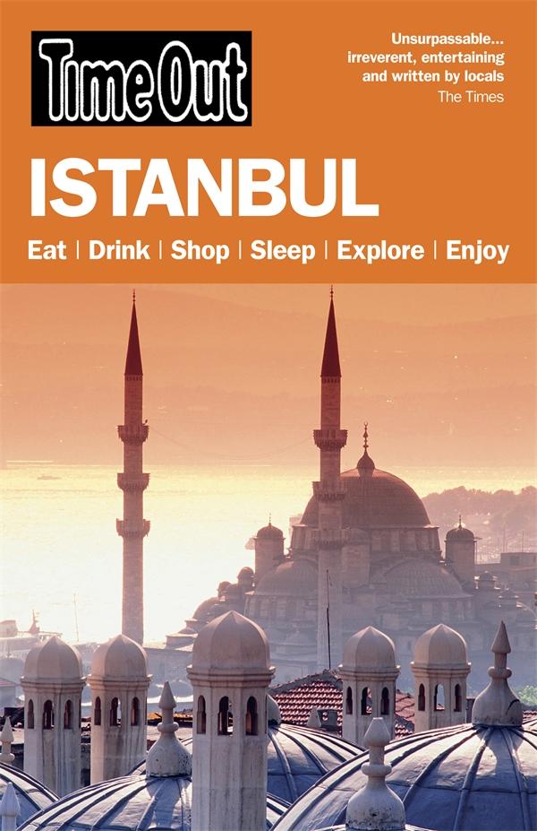 Online bestellen: Reisgids Istanbul | Time Out