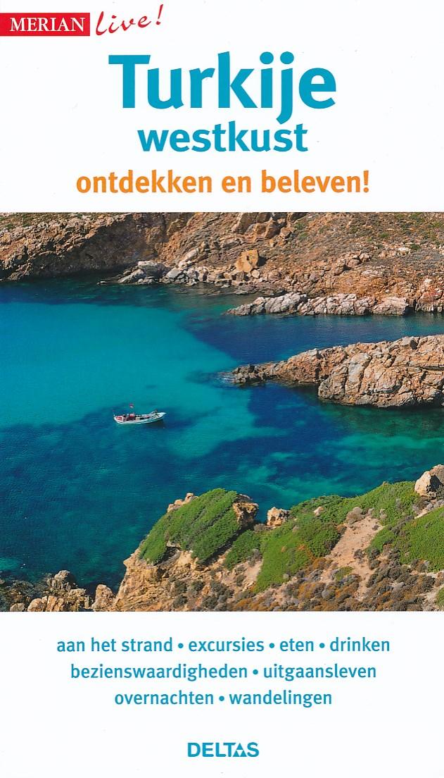 Online bestellen: Reisgids Merian live Turkije Westkust | Deltas
