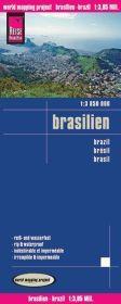 Landkaarten en wegenkaarten Brazilie