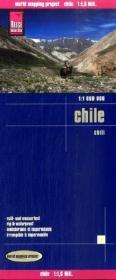 Landkaarten en wegenkaarten Chili