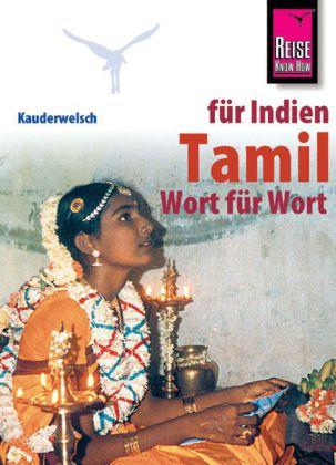 Woordenboek Kauderwelsch Tamil - India & Sri Lanka - Wort für Wort | Reise Know-How Verlag