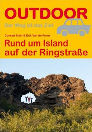 Reisgids Rund um Island: Ringstrasse - Rond om IJsland - IJsland   Conrad Stein Verlag