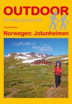 Wandelgids Jotunheimen | Conrad Stein Verlag