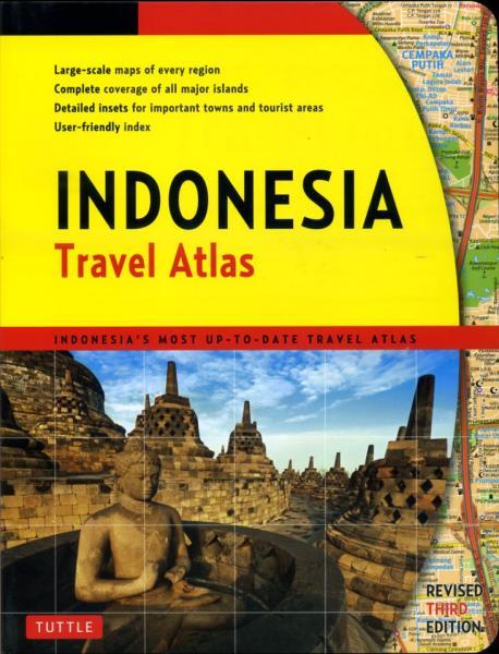 Wegenatlas Indonesia Travel Atlas | Periplus <br/>€ 17.50 <br/> <a href='https://www.dezwerver.nl/reisgidsen/?tt=1554_252853_241358_&r=https%3A%2F%2Fwww.dezwerver.nl%2Fr%2Fazie%2Findonesie%2Fc%2Fkaarten%2Fwegenatlassen%2F9780804841986%2Fwegenatlas-indonesia-travel-atlas-periplus%2F' target='_blank'>Meer Info</a>
