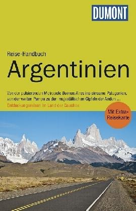 Online bestellen: Reisgids Reise-Handbuch Argentinien | Dumont