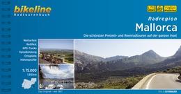 Online bestellen: Fietsgids Bikeline Mallorca | Esterbauer