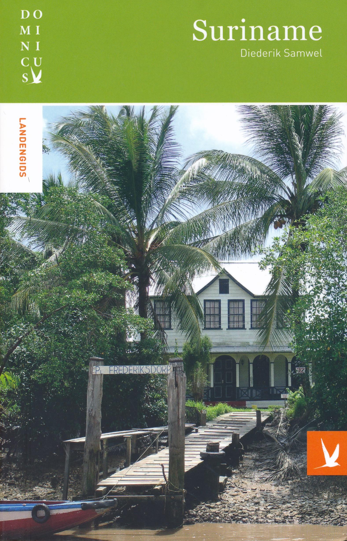 Online bestellen: Reisgids Dominicus Suriname | Gottmer