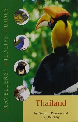 Online bestellen: Natuurgids Travellers Wildlife Guides Thailand | Pearson and Beletsky