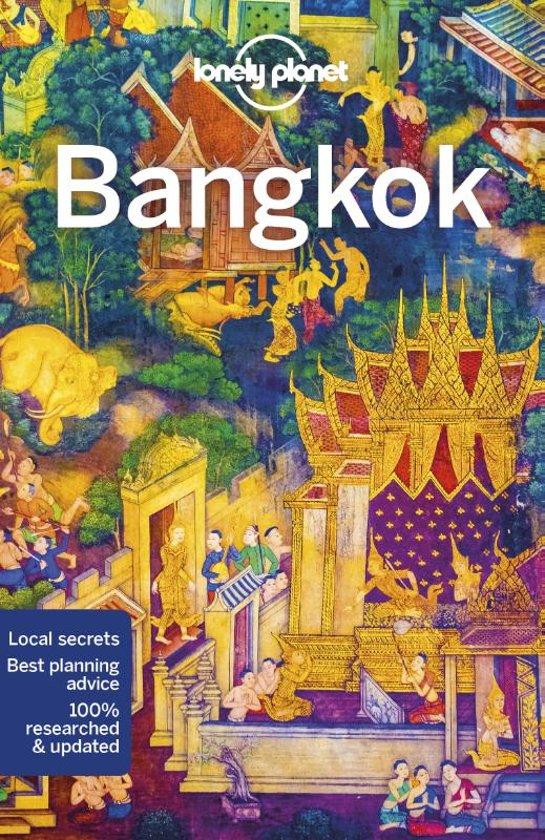Online bestellen: Reisgids Bangkok   Lonely Planet