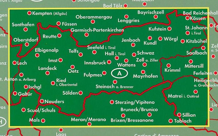 italy regions map with Wegenkaart Landkaart Tirol Freytag Und Berndt on Italy as well Walking In Andalucia further Serenitalia wordpress as well Contact further Asmara.