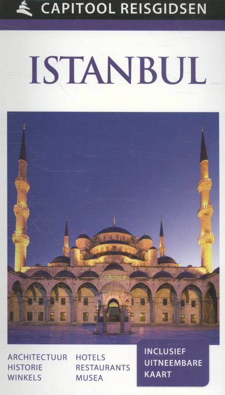 Online bestellen: Reisgids Capitool Reisgidsen Istanbul | Unieboek