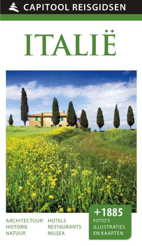 Reisgids Capitool Reisgidsen Italië | Unieboek | €38,99