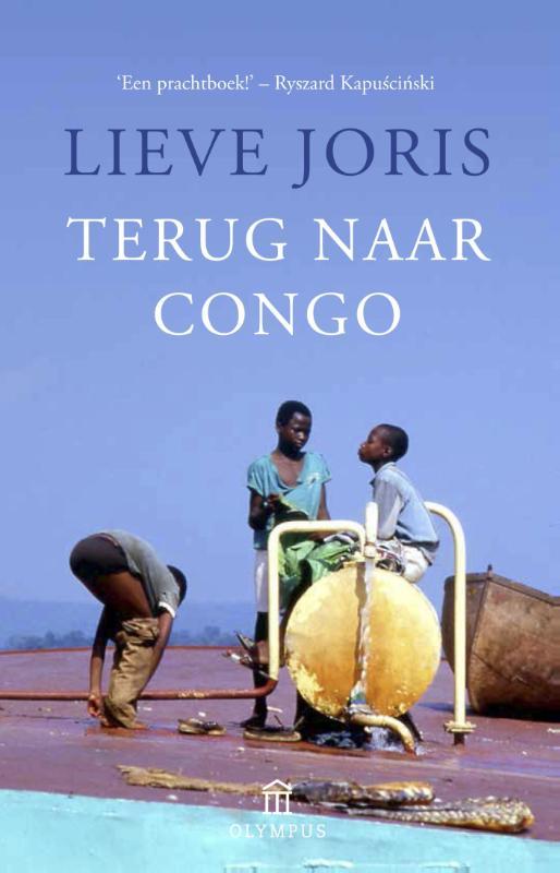 Reisverhaal Terug naar Congo | Lieve Joris <br/>€ 12.50 <br/> <a href='https://www.dezwerver.nl/reisgidsen/?tt=1554_252853_241358_&r=https%3A%2F%2Fwww.dezwerver.nl%2Fr%2Fafrika%2Fdemokratischerepubliekkongo%2Fc%2Fboeken%2Freisverhalen%2F9789046704172%2Freisverhaal-terug-naar-congo-lieve-joris%2F' target='_blank'>Meer Info</a>