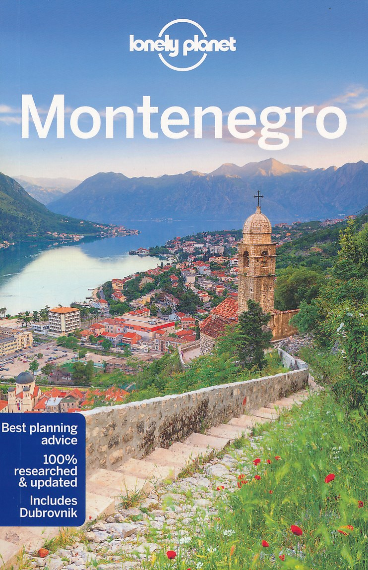 Online bestellen: Reisgids Montenegro   Lonely Planet