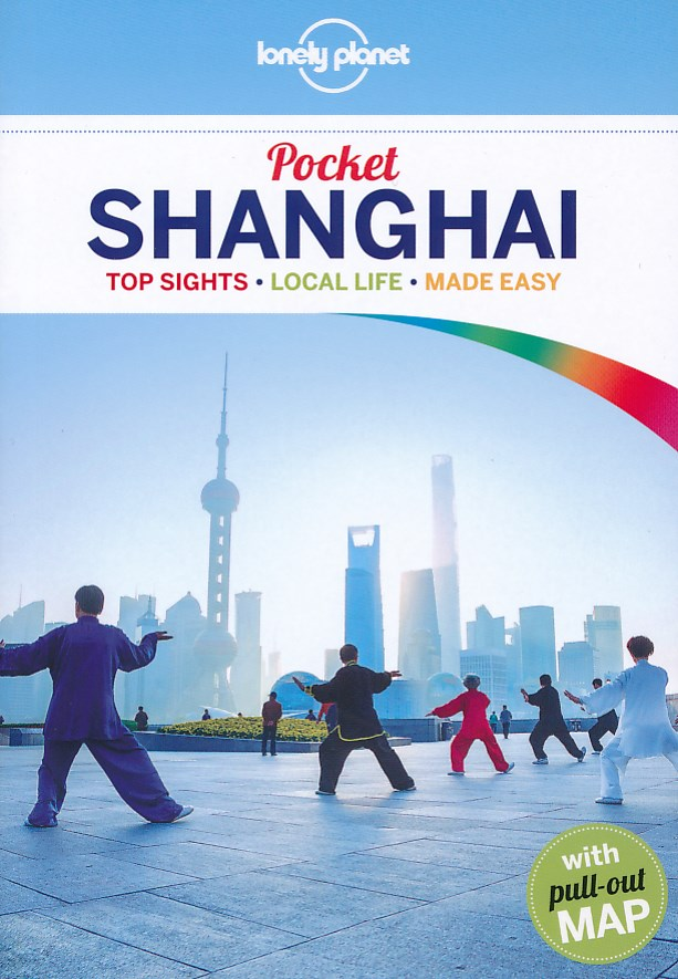 Reisgids Pocket Shanghai | Lonely Planet