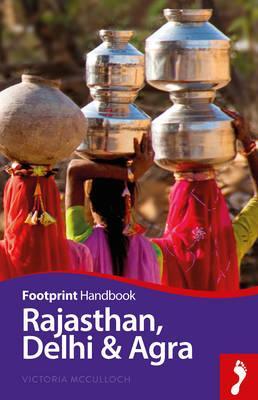 Reisgids Handbook Rajasthan, Delhi en Agra | Footprint