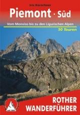 Wandelgids 78 Piemont - Süd (Piemonte zuid) | Rother