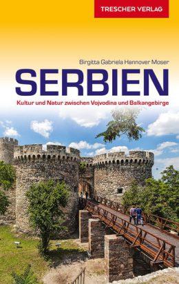 Reisgids Serbien - Servië | Trescher Verlag