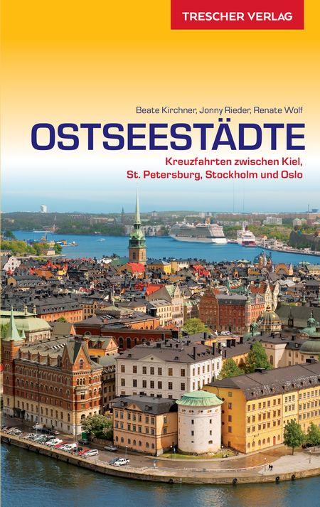 Reisgids Ostseestädte - Steden langs de Oostzee | Trescher Verlag