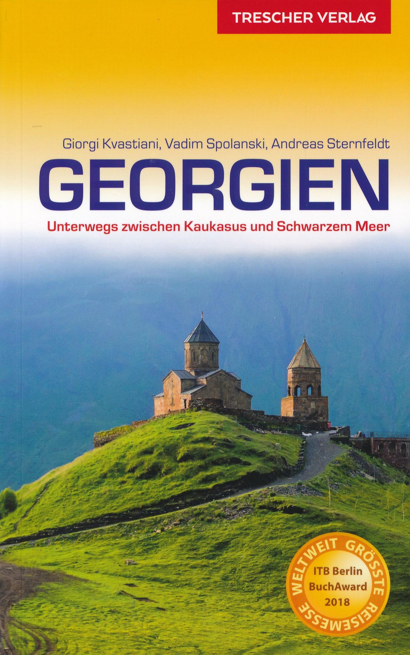 Reisgids Georgien - Georgië | Trescher Verlag