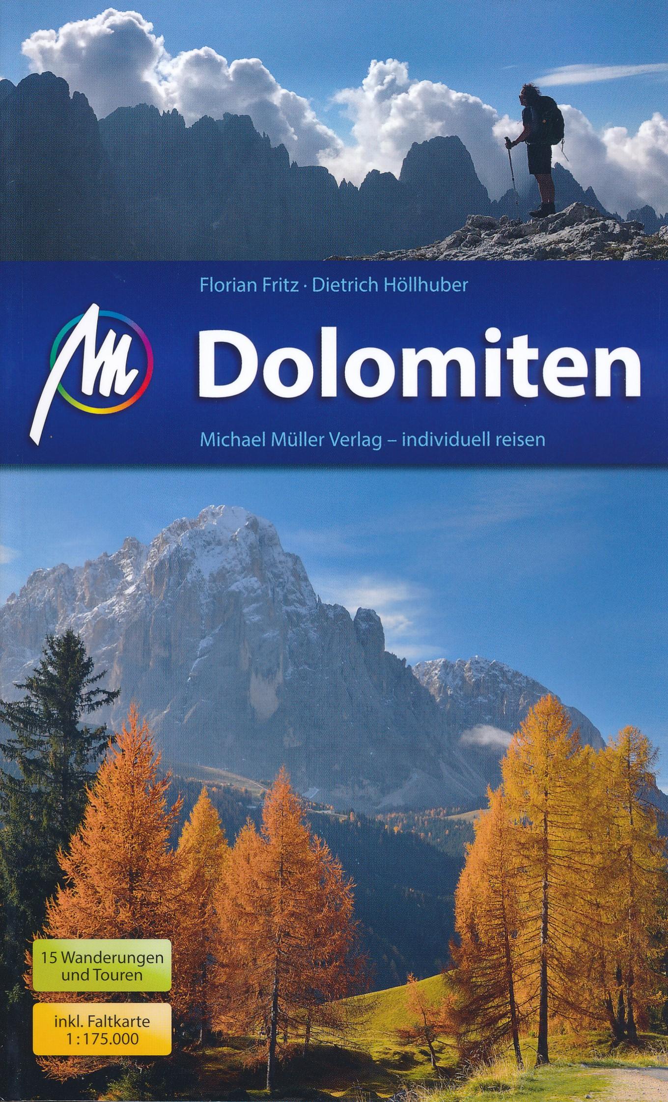 Reisgids Dolomieten | Michael Müller Verlag