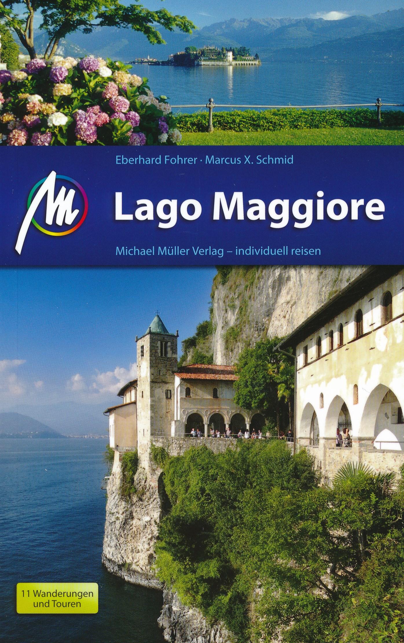 Reisgids Lago Maggiore | Michael Müller Verlag