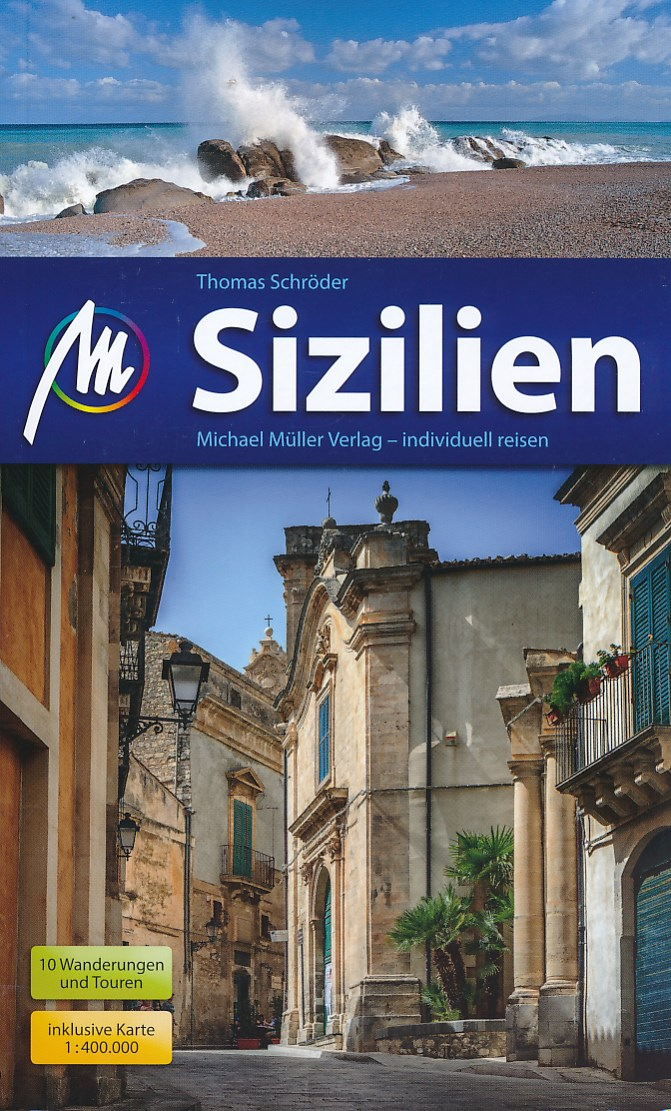 Reisgids Sizilien | Michael Müller Verlag