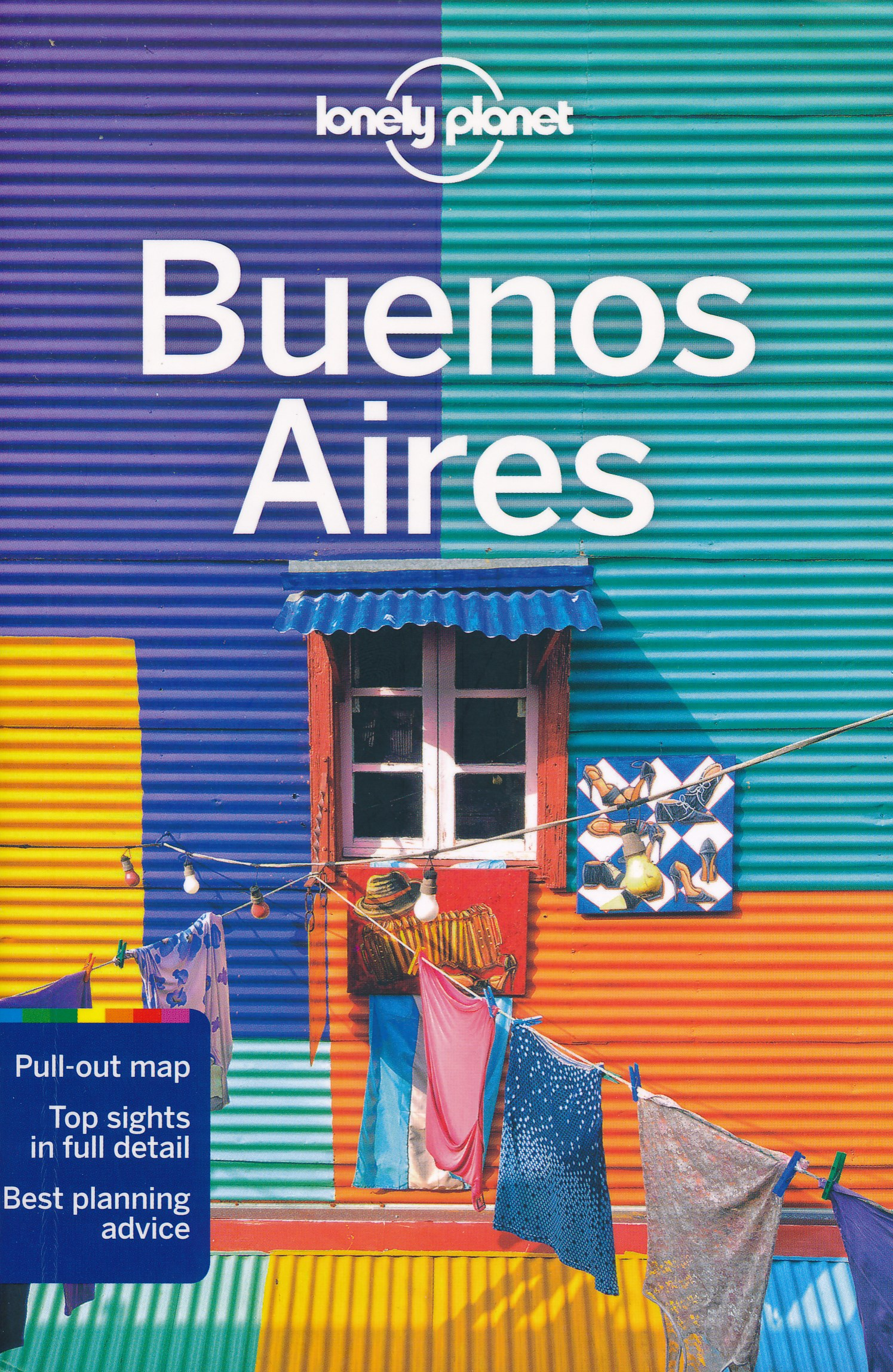 Online bestellen: Reisgids City Guide Buenos Aires | Lonely Planet