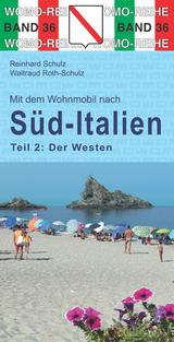 Online bestellen: Campergids 36 Mit dem Wohnmobil nach Süd-Italien (Teil 2: Der Westen) | WOMO verlag