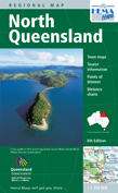 Wegenkaart - landkaart North Queensland | Hema Maps