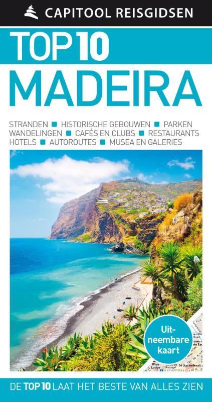 Reisgids Capitool Top 10 Madeira | Unieboek