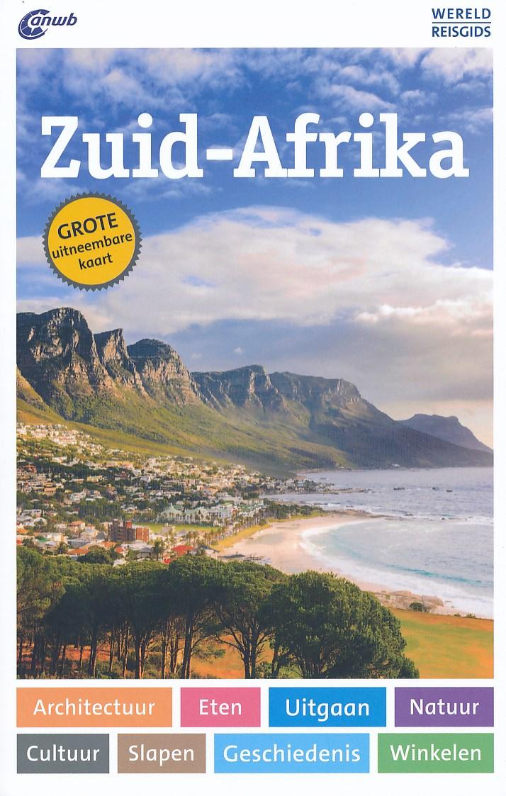 Reisgidsen en wegenkaarten Zuid-Afrika