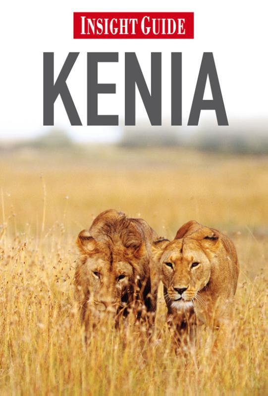 Landkaarten Kenia
