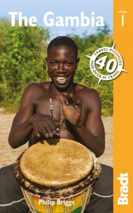 Reisgidsen en wegenkaarten Gambia