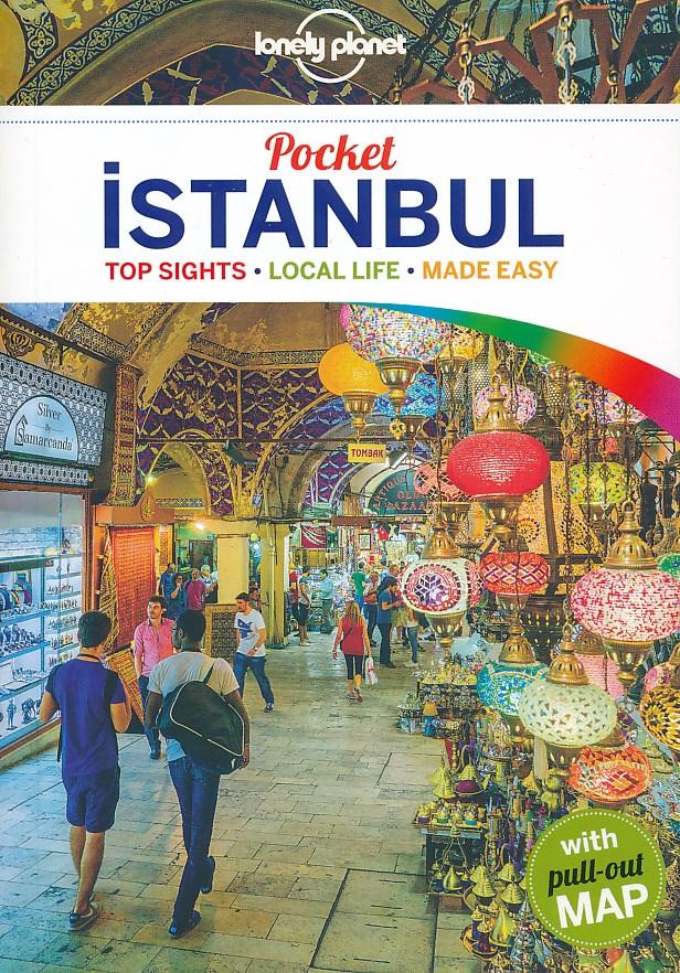 Online bestellen: Reisgids Pocket Istanbul | Lonely Planet