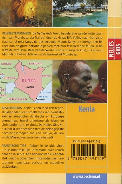 Reisgids kenia nelles 9789027497109 reisboekwinkel for Arabische havenstad