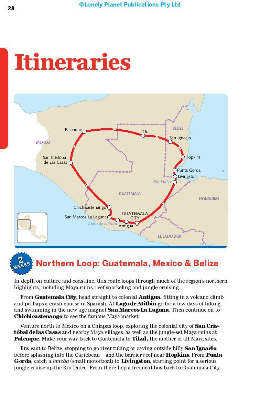 Reisgids Central America on a Shoestring | Lonely Planet | 9781786571113 | Reisboekwinkel De Zwerver