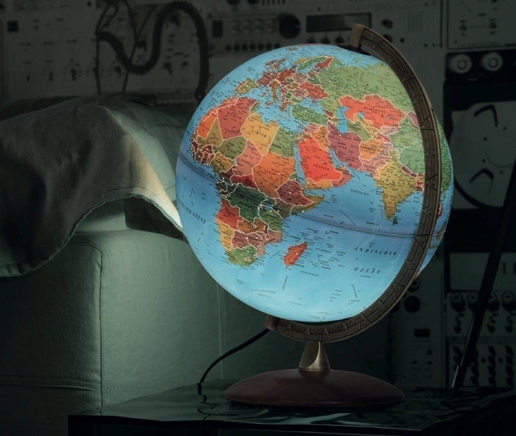 Wereldbol - Globe 82 Astra   Nova Rico   8000623000540 ...