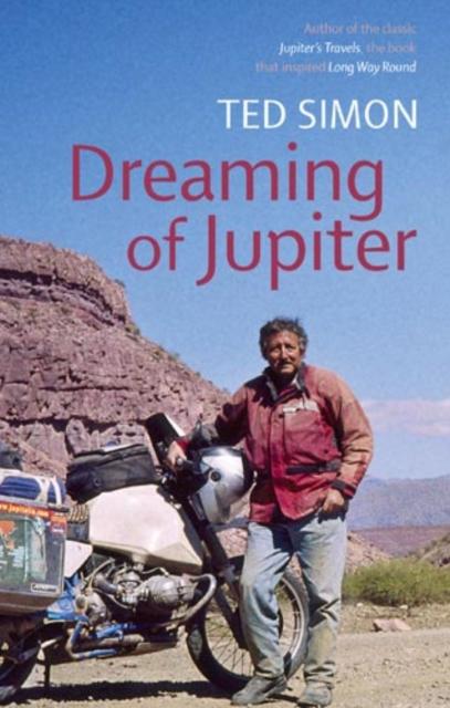 Reisverhaal Dreaming of Jupiter | Ted Simon <br/>€ 14.50 <br/> <a href='https://www.dezwerver.nl/reisgidsen/?tt=1554_252853_241358_&r=https%3A%2F%2Fwww.dezwerver.nl%2Fr%2Fwereld%2Fc%2Fboeken%2Freisverhalen%2F9780349119601%2Freisverhaal-dreaming-of-jupiter-ted-simon%2F' target='_blank'>Meer Info</a>