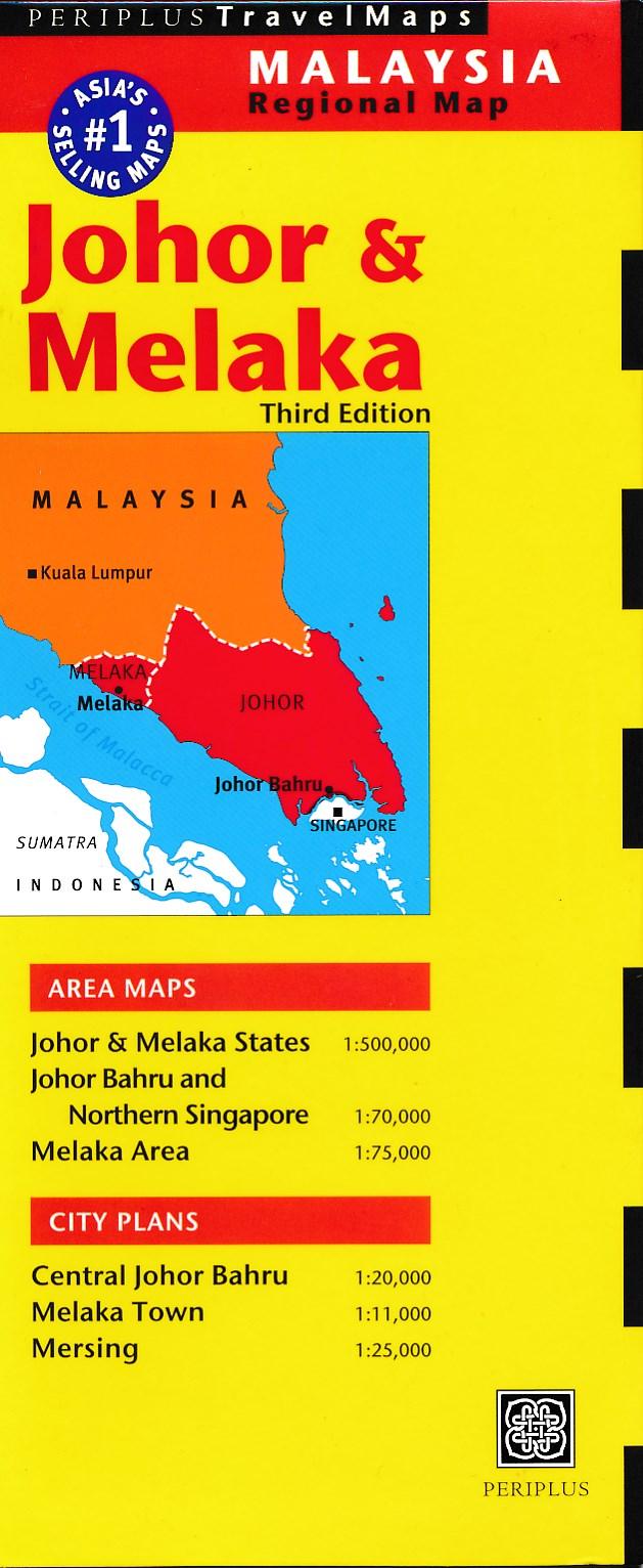 Wegenkaart - landkaart Johor & Melaka | Periplus <br/>€ 12.25 <br/> <a href='https://www.dezwerver.nl/reisgidsen/?tt=1554_252853_241358_&r=https%3A%2F%2Fwww.dezwerver.nl%2Fr%2Fazie%2Fmaleisie%2Fc%2Fkaarten%2Fwegenkaarten%2F9780794607272%2Fwegenkaart-landkaart-johor-melaka-periplus%2F' target='_blank'>Meer Info</a>