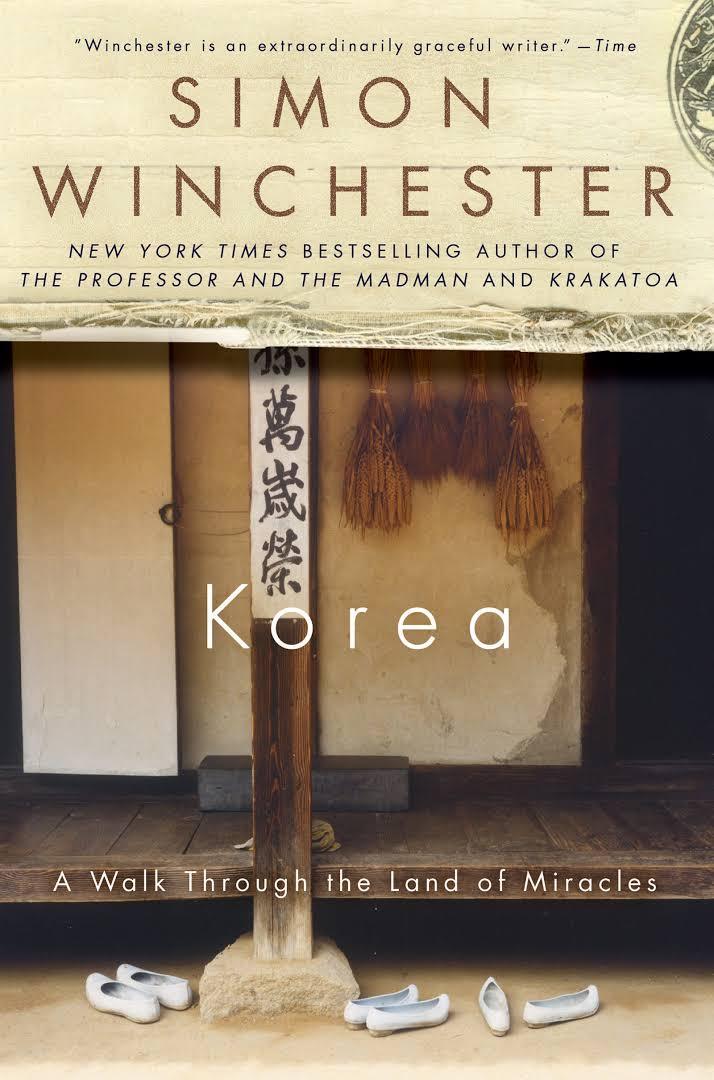 Reisverhaal Korea - A Walk Through the Land of Miracles | Harper Collins <br/>€ 15.95 <br/> <a href='https://www.dezwerver.nl/reisgidsen/?tt=1554_252853_241358_&r=https%3A%2F%2Fwww.dezwerver.nl%2Fr%2Fazie%2Fzuid-korea%2Fc%2Fboeken%2Freisverhalen%2F9780060750442%2Freisverhaal-korea-a-walk-through-the-land-of-miracles-harper-collins%2F' target='_blank'>Meer Info</a>