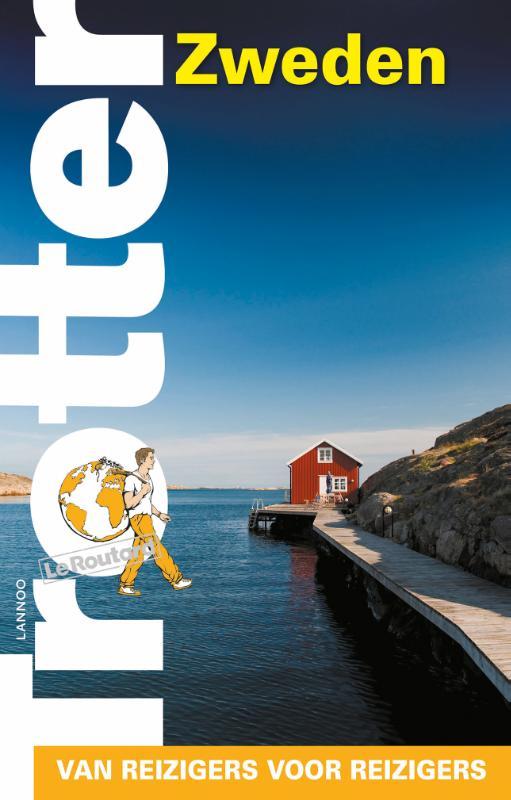 Reisgids Trotter Zweden | Lannoo