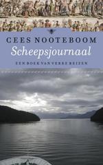 Reisverhaal Scheepsjournaal - Een boek van verre reizen | Cees Nooteboom <br/>€ 24.99 <br/> <a href='https://www.dezwerver.nl/reisgidsen/?tt=1554_252853_241358_&r=https%3A%2F%2Fwww.dezwerver.nl%2Fr%2Fwereld%2Fc%2Fboeken%2Freisverhalen%2F9789023453949%2Freisverhaal-scheepsjournaal-een-boek-van-verre-reizen-cees-nooteboom%2F' target='_blank'>Meer Info</a>