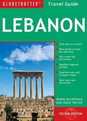 Reisgids Globetrotter Libanon - Lebanon | New Holland de zwerver
