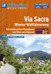 Wandelgids - Pelgrimsroute Hikeline Via Sacra - Wiener Wallfahrerweg | Esterbauer