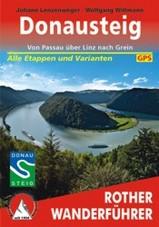Wandelgids Donausteig von Passau über Linz nach Grein | Rother