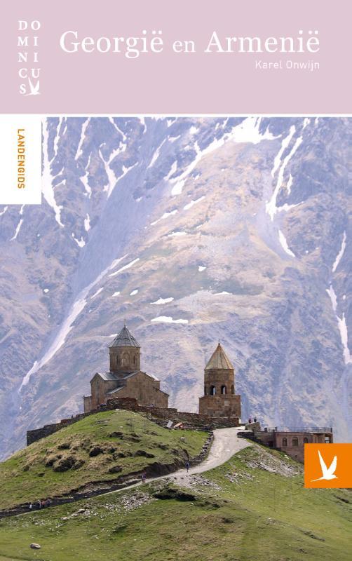 Reisgids Dominicus Georgië - Armenië | Gottmer